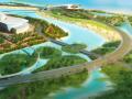 [上海]蓝色港湾旅游区概念性景观规划设计