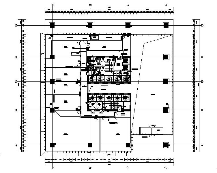 山东万科超高层办公建筑给排水设计施工图