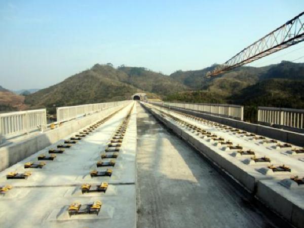 [新疆]铁路口岸站轨道工程施工方案
