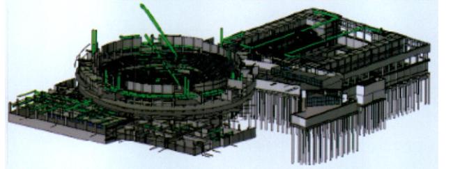 BIM技术在杭州奥体中心主体育场项目设计中的应用