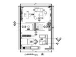 [北京]新作!新中式禅意之家CAD施工图(SU模型+实景相片)
