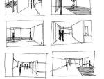 构思草图VS建成之后——建筑师手稿