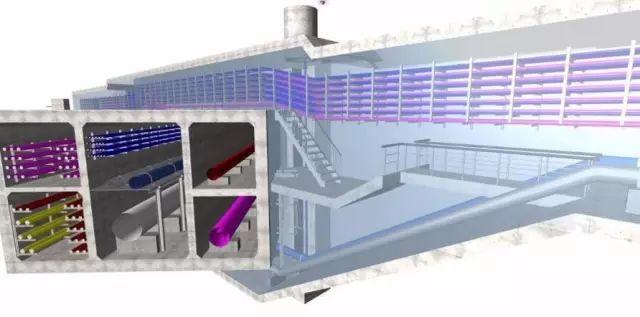 """""""中建""""系企业用了哪些技术和方法建设哪些城市的地下综合管廊?_51"""