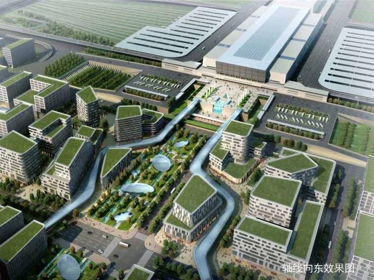 虹桥商务区核心区城市设计汇报文本