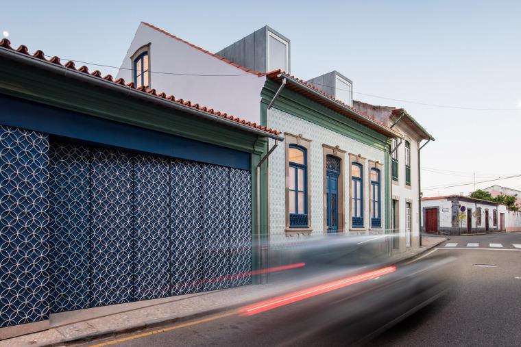 葡萄牙奥瓦尔住宅-34