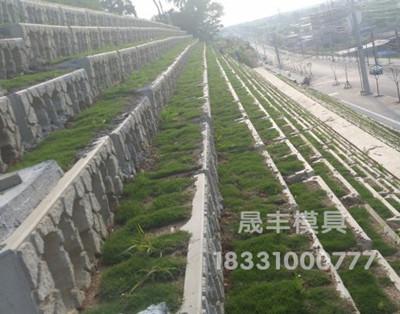 浅析我国混凝土生态护坡行业有很大的发展前景