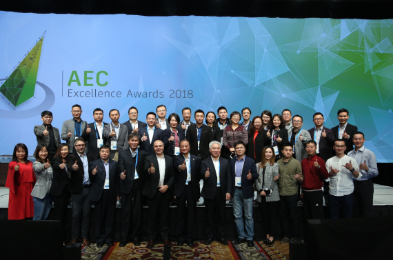 2018全球工程建设业卓越BIM大赛获奖名单揭晓