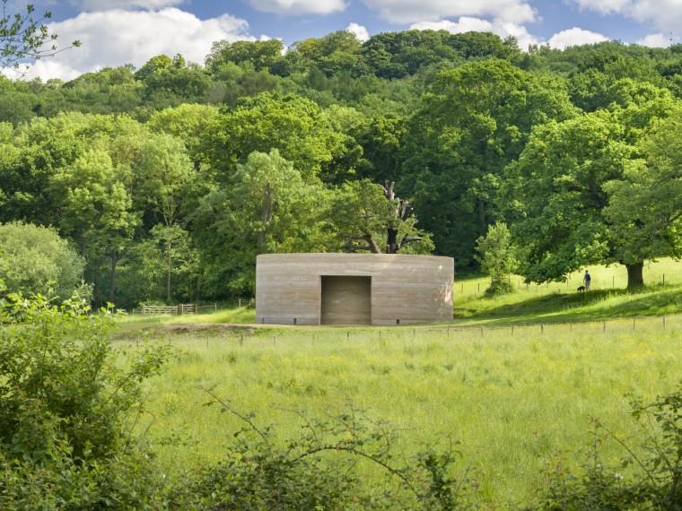 英国高原小屋