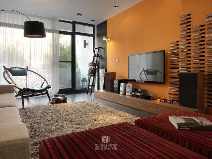 8款颜值爆表的客厅,演绎更多设计手法