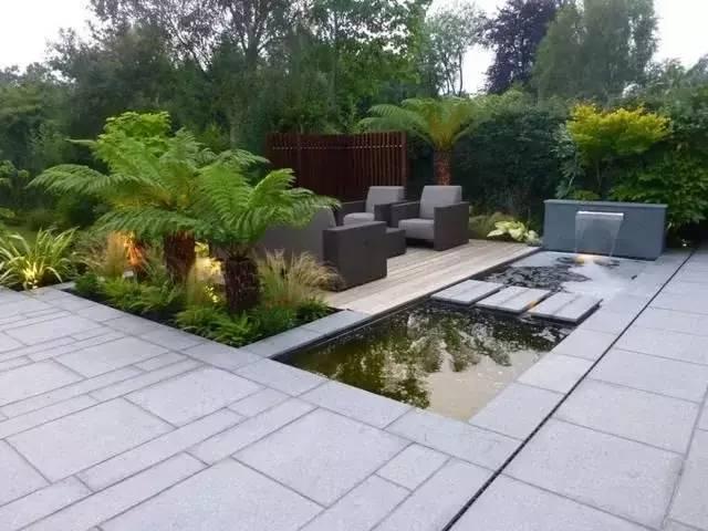 如何让庭院更有现代感 ? 让这18种设计告诉你!