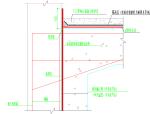 风井地下工程钢筋混凝土框架结构明挖法施工方案