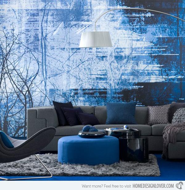 20个时尚的客厅装修设计案例_4