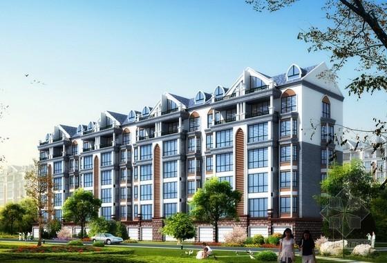 [重庆]大型高层住宅项目建设工程量清单报价