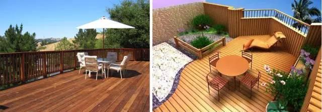 庭院景观木材干货知识大汇总,终于知道它为什么美了!