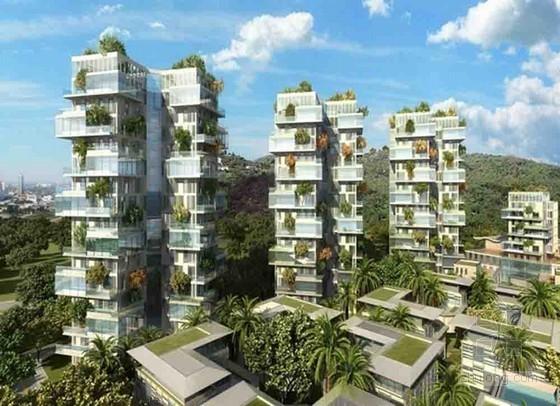 [广州]15栋超高层住宅楼监理规划 180页(32层 附图丰富 2013年编制)
