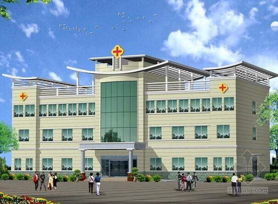 [安徽]卫生院综合楼及妇幼保健楼建筑安装工程预算书(含施工图纸)