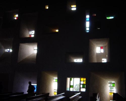 朗香教堂-a6efce1b9d16fdfa341207bbb48f8c5494ee7b6d