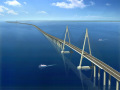 跨海大桥Ⅰ标50米箱梁MSS移动模架安装方案