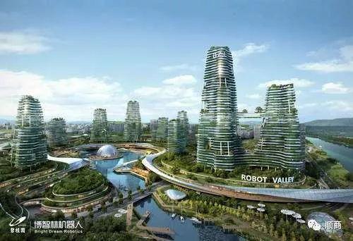 碧桂园5年斥资800亿进军机器人产业,希望建筑业未来实现无人建造
