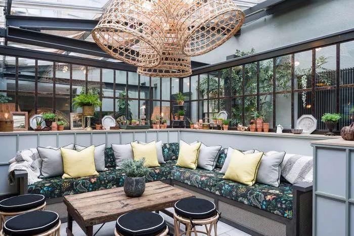 别找了,2018年最好看的餐饮空间设计都在这里了_45