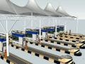 高速公路互通立交收费站工程施工招标文件(187页)