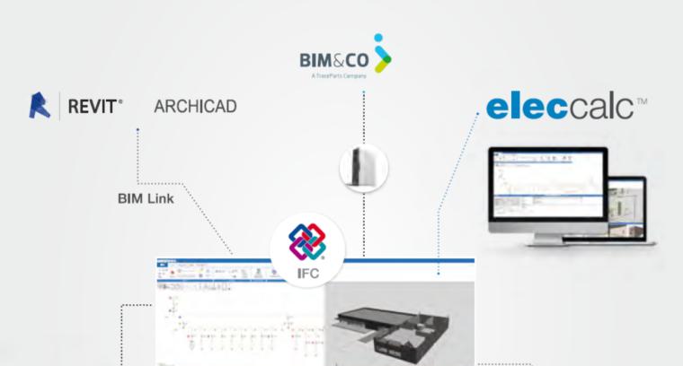 建筑BIM项目中的电气数据集成