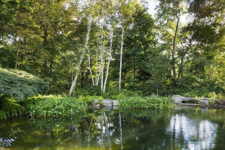 生态池塘边的庄园-11