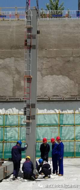 北京市首座钢结构装配式建筑施工管理实践_44