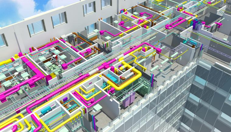 Revit高效率排砖流程及方法对比