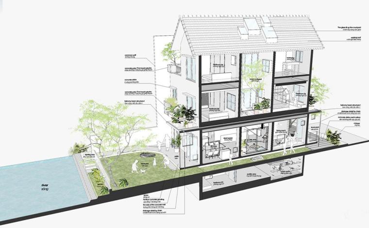 越南HP6住宅剖面图 (23)