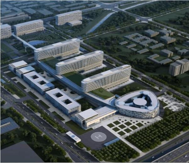 [北京]丰台区大型综合医院给排水采暖消防施工方案