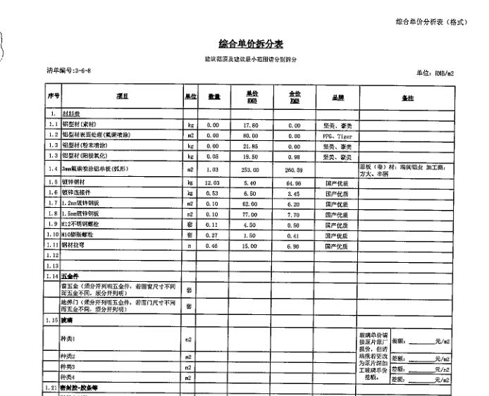 上海轨道交通停车场地块项目商场博物馆幕墙分包工程(共1165页)_6