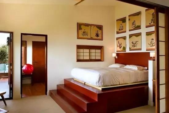 小户型卧室装修,新款时尚卧室榻榻米装修效果 室内设计 筑龙室内设