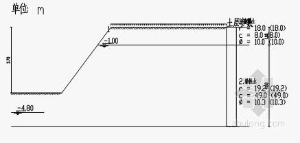 [江苏]地下室基坑支护工程设计方案