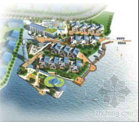 无锡市某滨湖景观带旅游规划设计