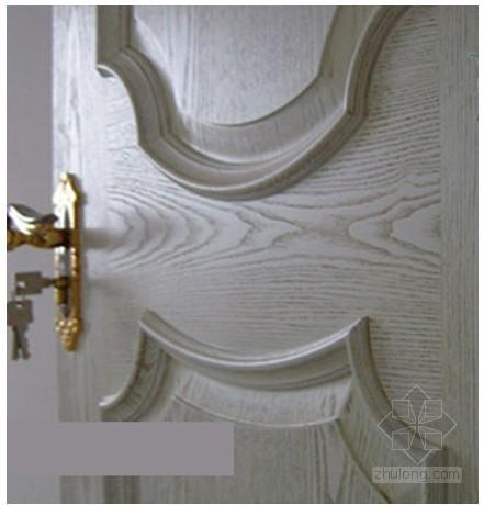 房地产精装修工程工艺工法资料下载-某地产精装修油漆耐黄工法研究