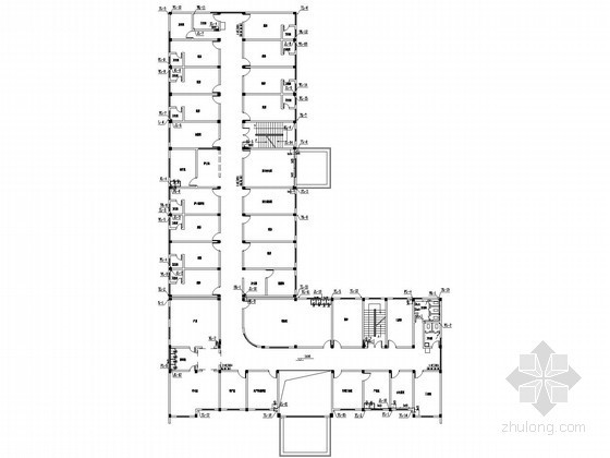 [江西]县卫生院给排水消防施工图