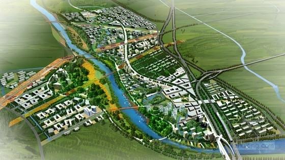 [北京]大型城市综合体规划及单体设计方案文本