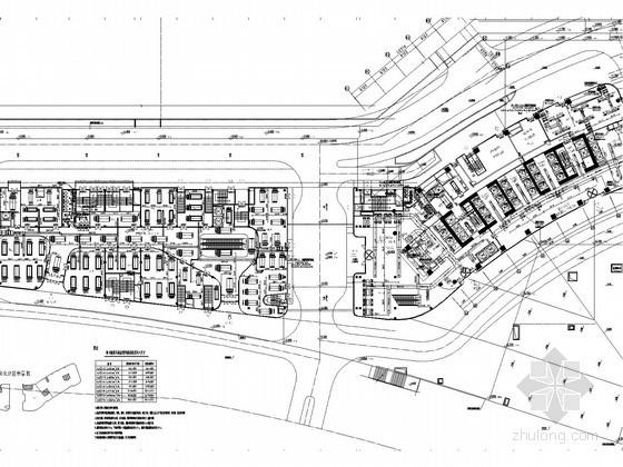 [湖南]国际广场超高层建筑地下室、裙房暖通设计施工图