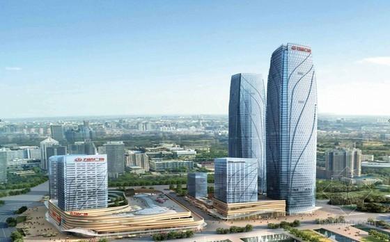 [云南]超高层大型城市综合体项目绿色施工科技示范工程汇报(300米 图文丰富)