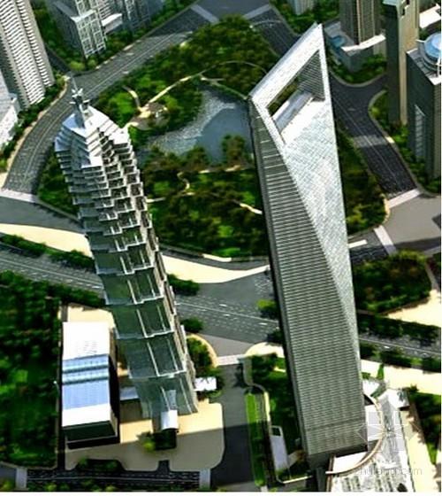 [上海]101层金融中心施工全过程介绍(PPT)