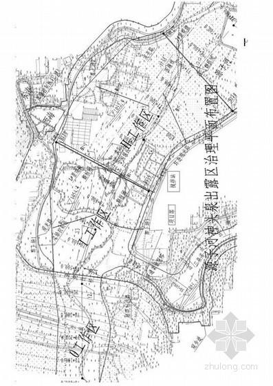 [山西]干渠河道综合治理工程施工组织设计