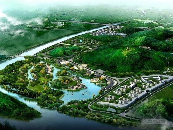 [湖南]山体森林公园修建性详细规划方案