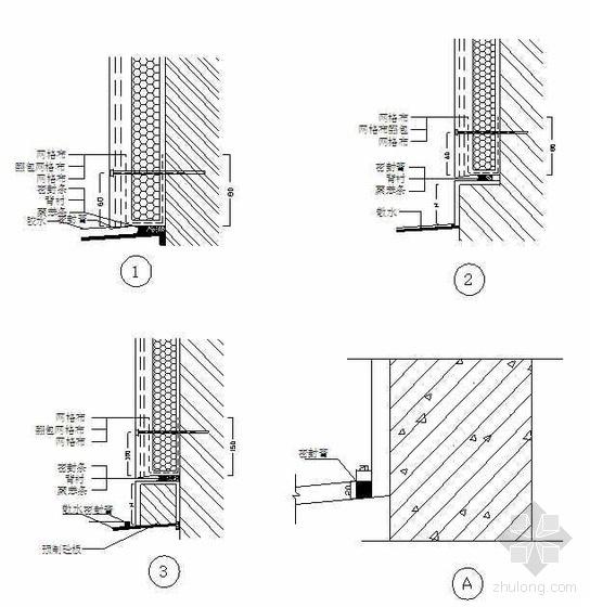 江苏某高层办公楼外墙外保温工程施工方案(挤塑板)