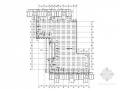 地下一层框架无梁楼盖车库结构施工图
