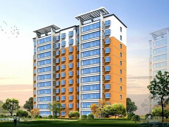 [安徽]大型住宅小区项目建筑安装工程预算书(含全套施工图纸100余张)