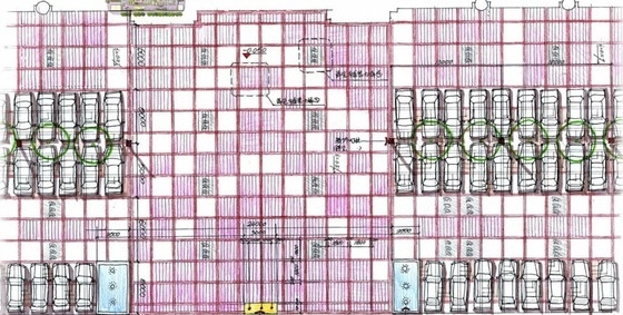 [国外]居住区道路铺装扩初设计方案