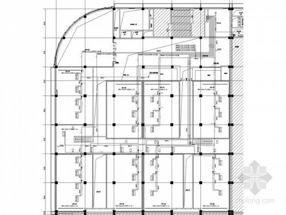 电影院空调通风系统设计施工图