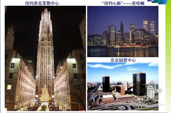 建筑工程都市综合体案例分析与借鉴(多图)