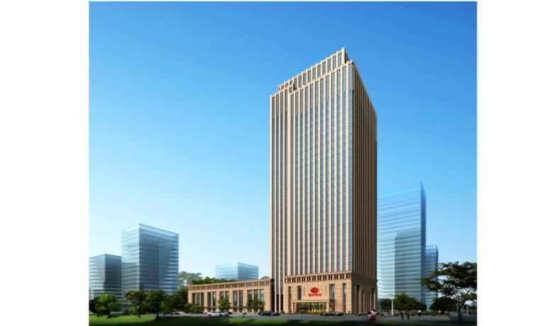 [重庆]新闻传媒中心一期工程全国绿色示范工地总结报告